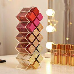 lipstick storage box diy