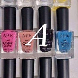 nail polish set of 12 sanwarna.pk