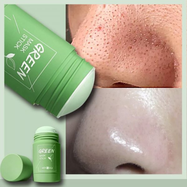 green tea cleansing mask stick reviews
