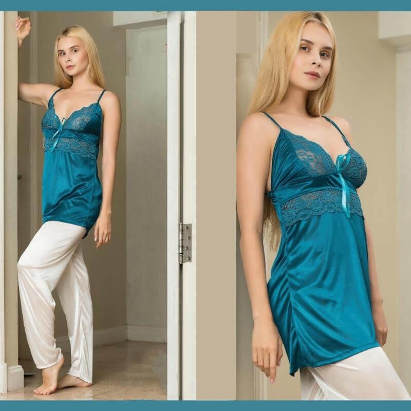 silk spaghetti strap dress long