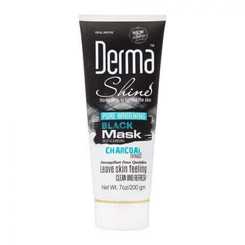 derma shine face mask review sanwarna.pk