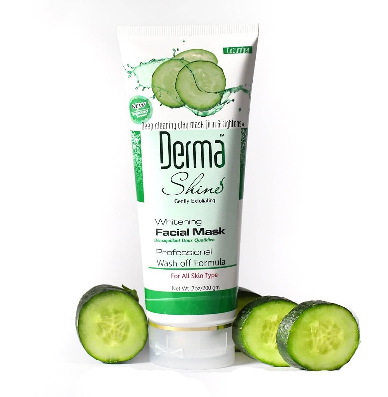 best cucumber clay mask