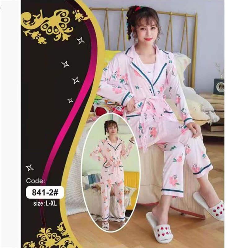cotton night suit for ladies