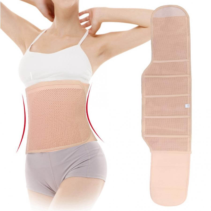 sleeping with belly band while pregnant