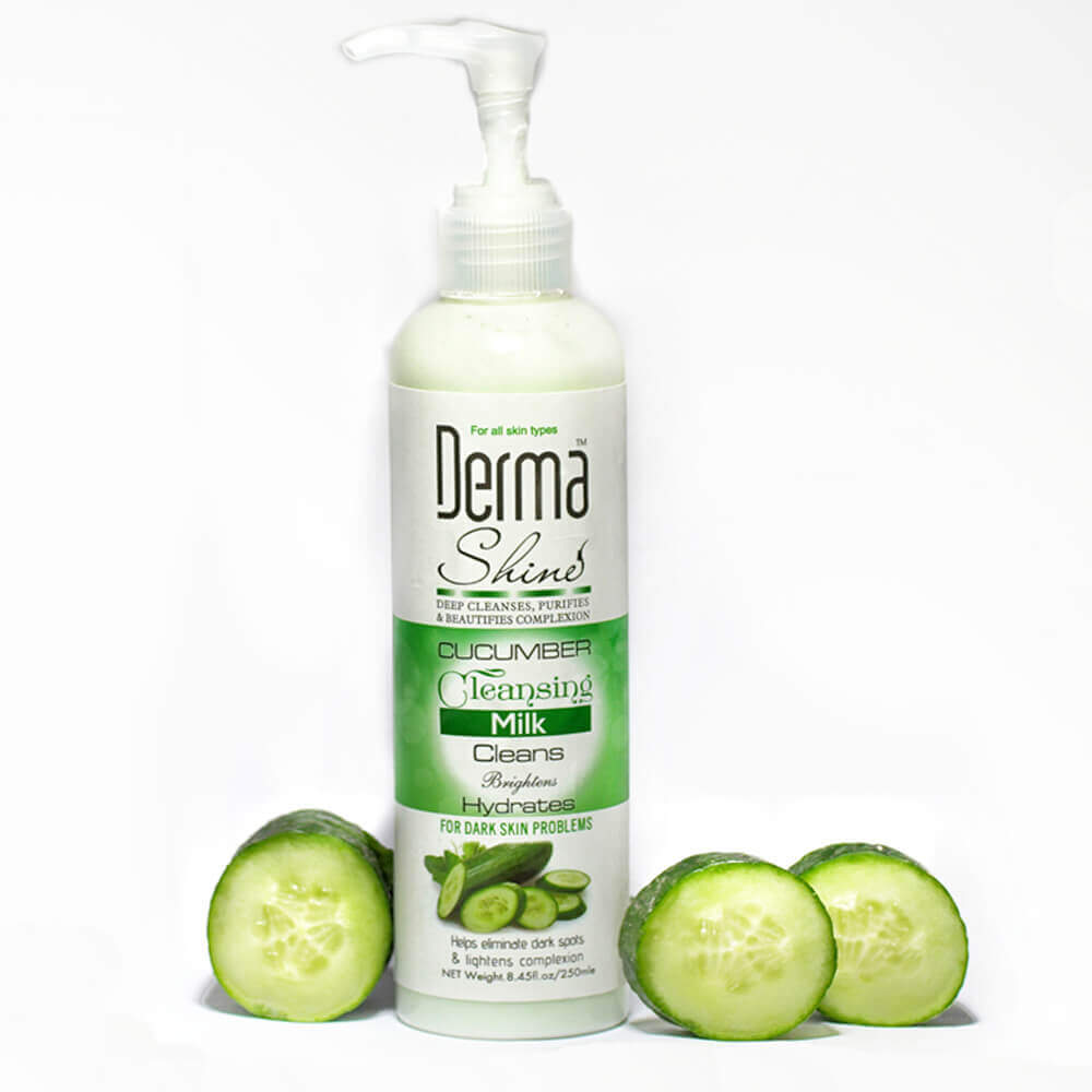 derma shine cleanser review