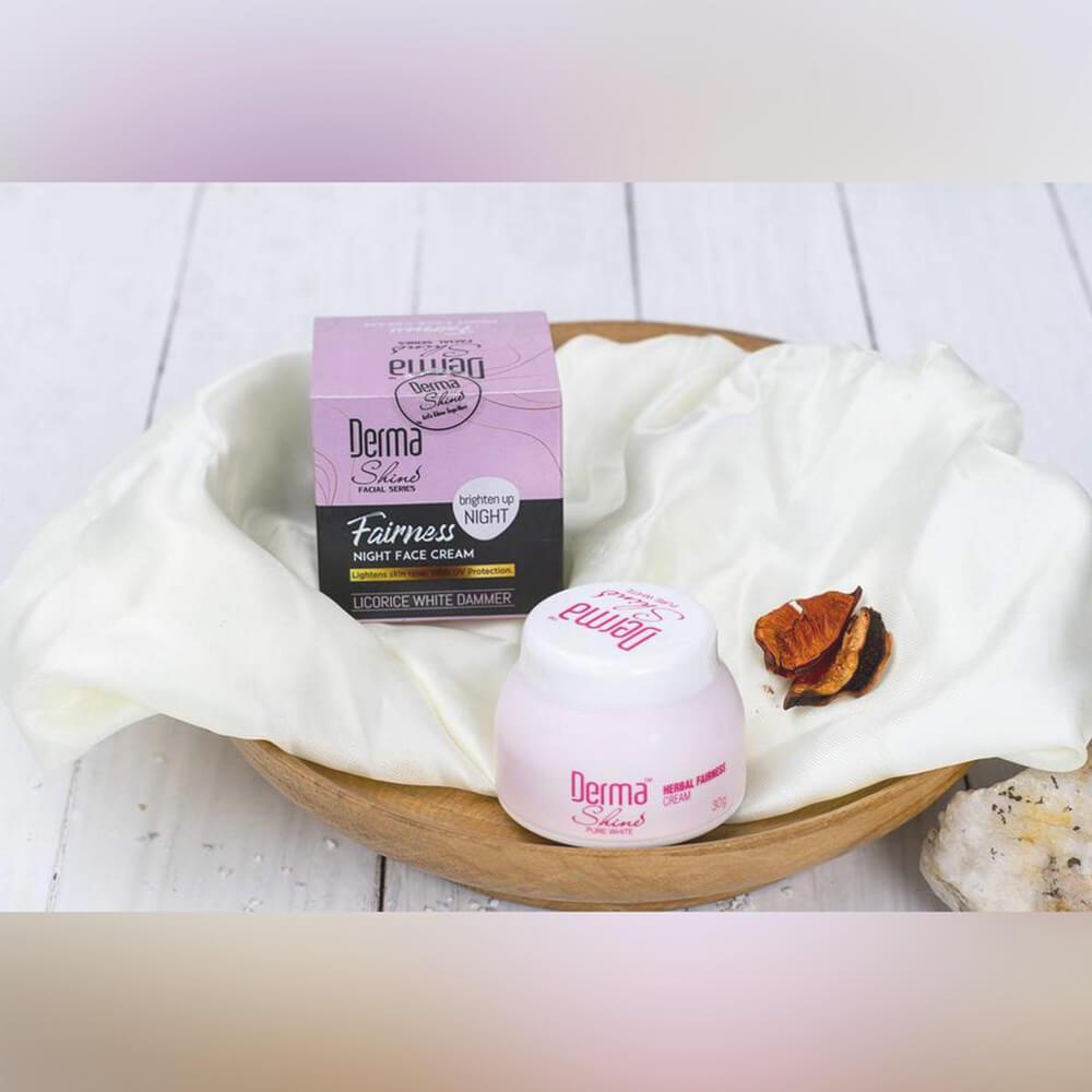 derma shine night cream price in pakistan