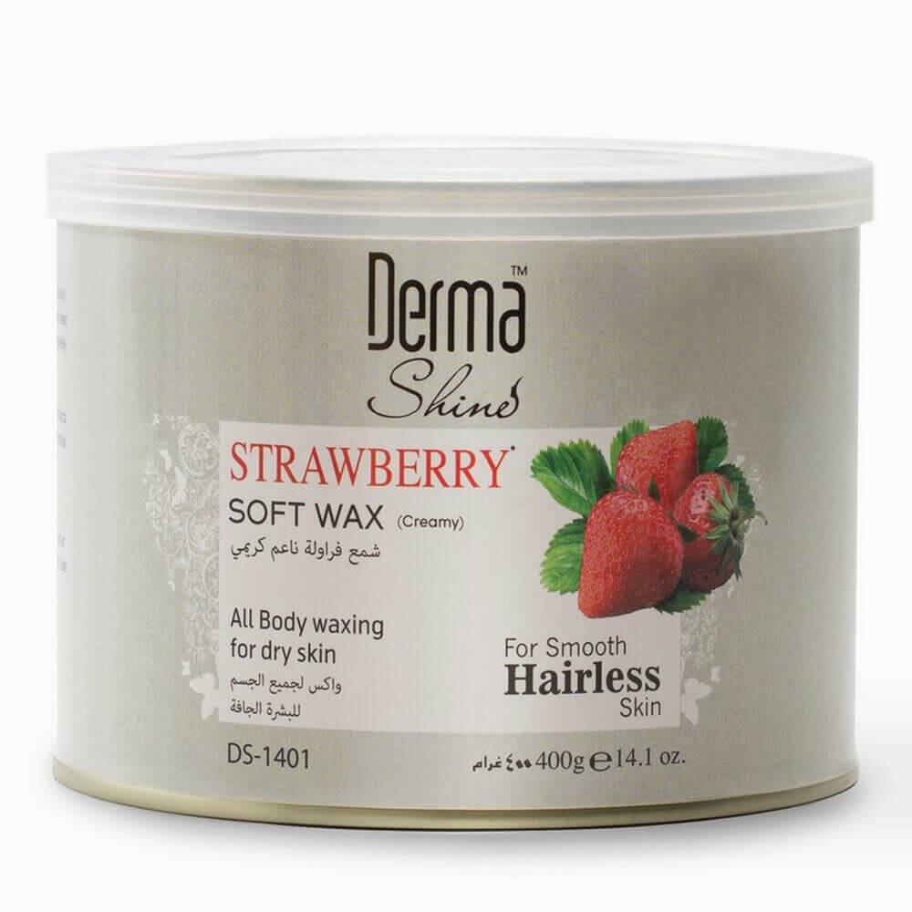 derma shine strawberry soft wax review sanwarna.pk