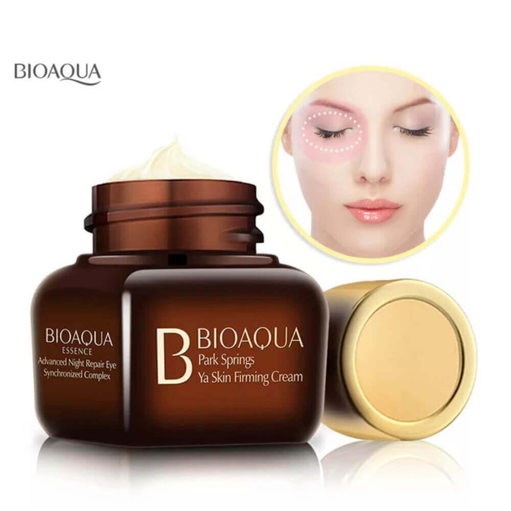 bioaqua care advanced night repair eye