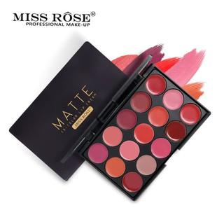 miss rose matte lipstick palette in pakistan