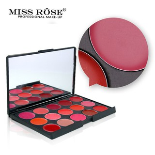miss rose all in one palette