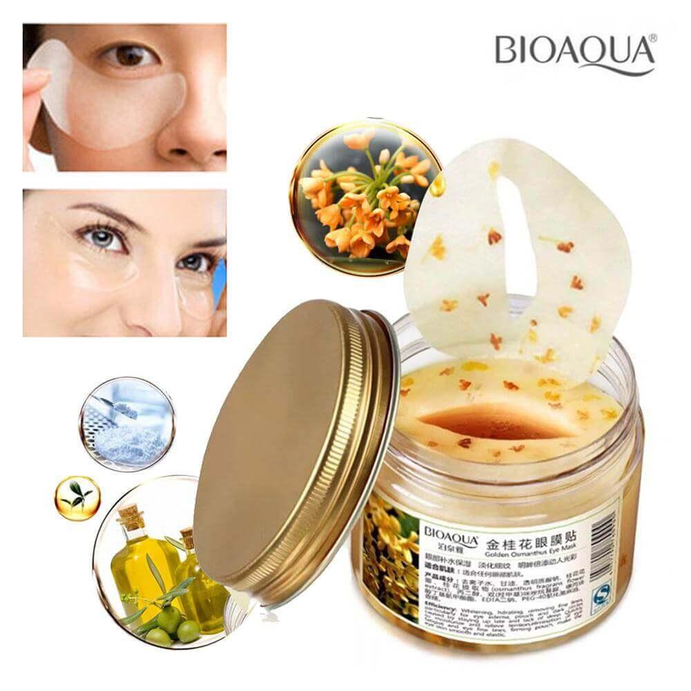 bioaqua osmanthus eye mask